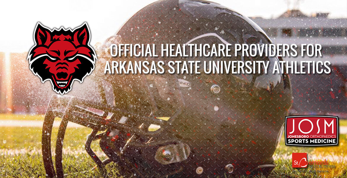 Official Healthcare Providers for Arkansas State